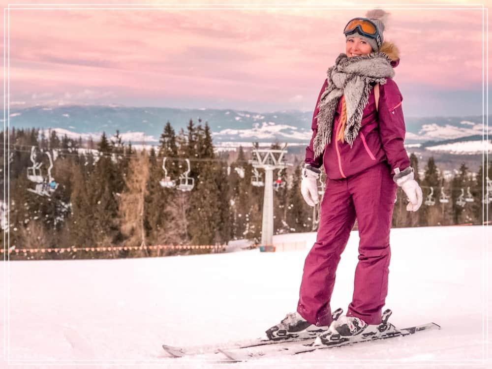 Co spakować na tydzień na narty?