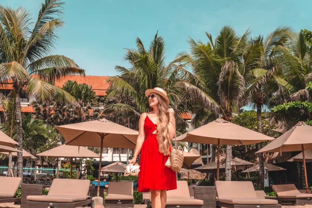 Resortowa stylizacja w Holiday Inn Bali Benoa
