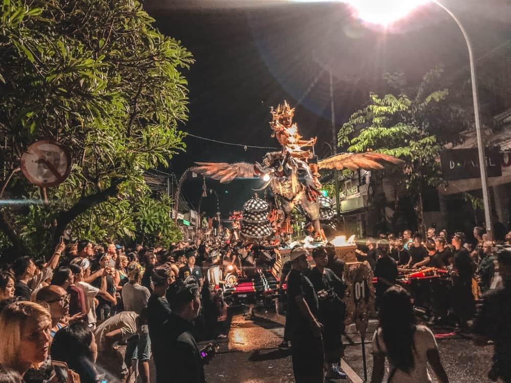 Nyepi – Silence Day na Bali