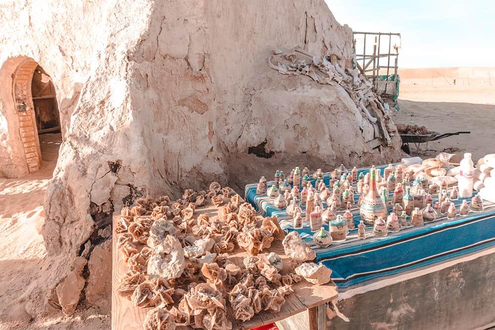 Star Wars Tunezja róża pustyni