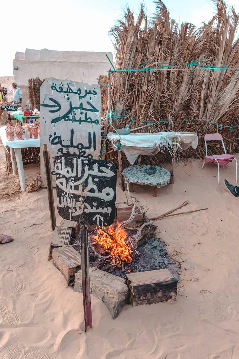 miasteczko star wars tunezja chleb z popiołu