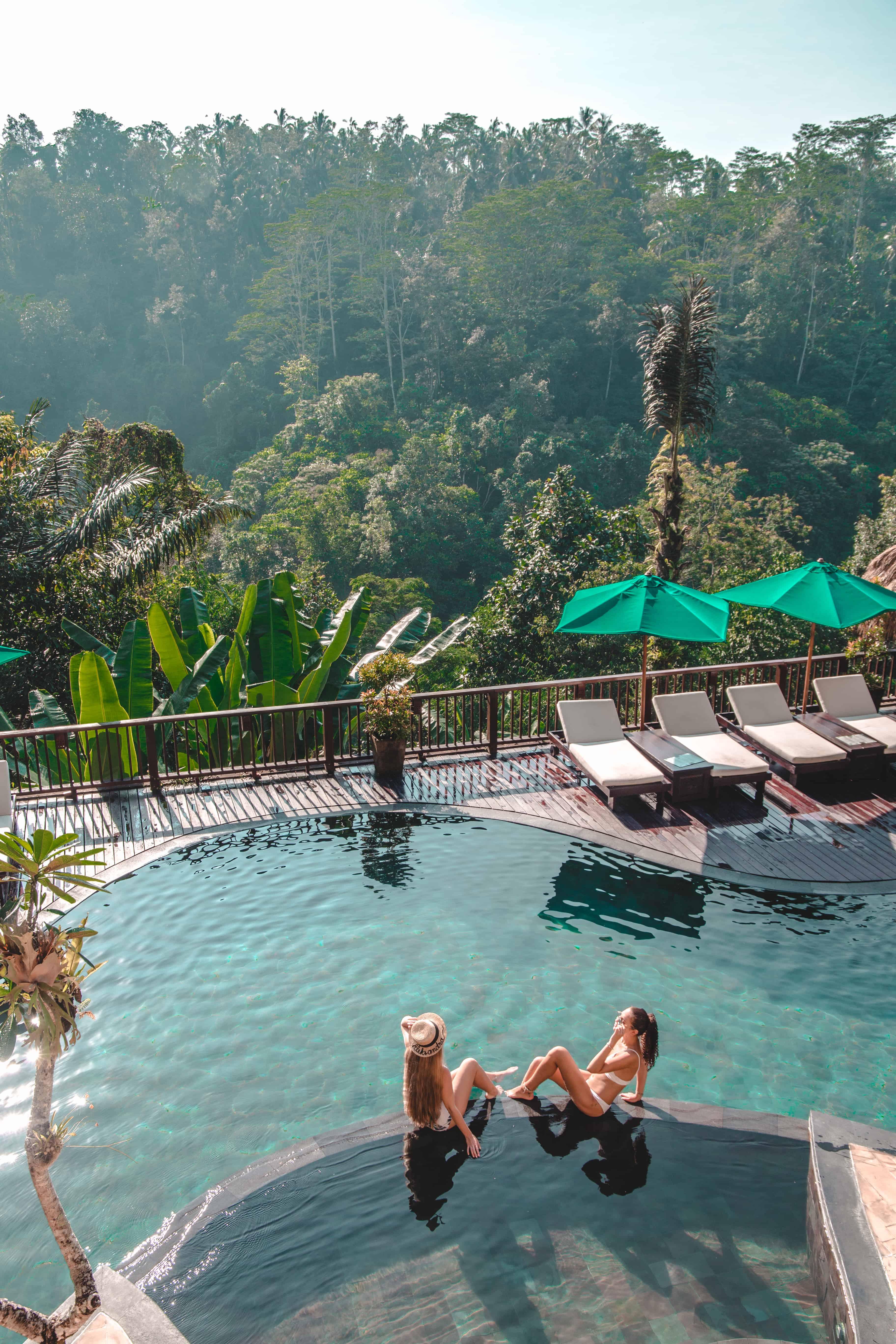 nandini jungle resort bali villa czy hotel