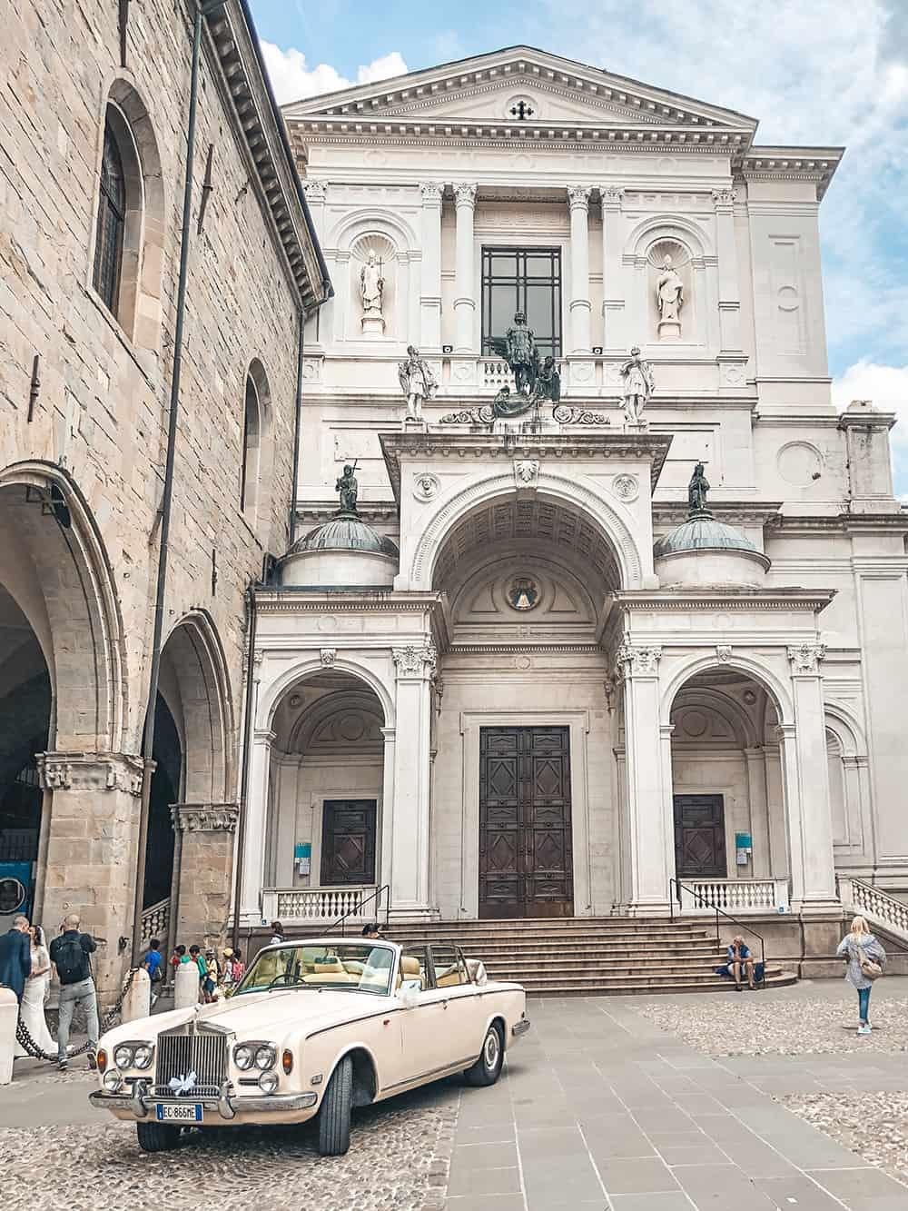 Północne Włochy z Bergamo