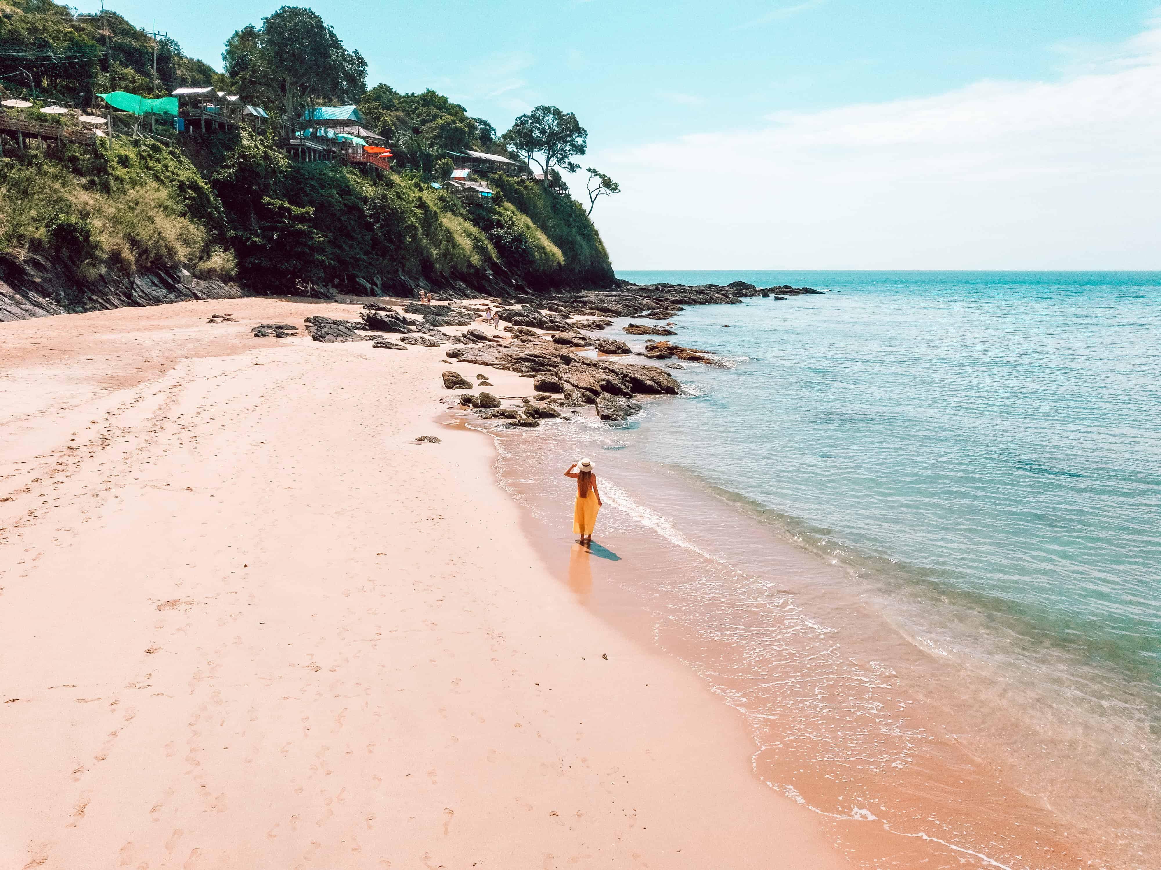 ko lanta plaże