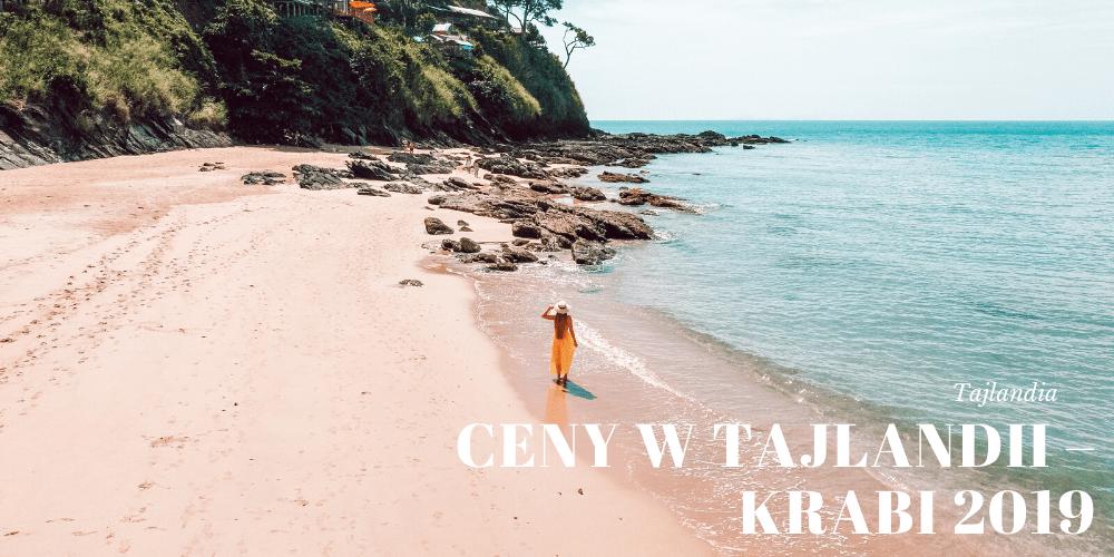 Ceny w Tajlandii – Krabi 2019