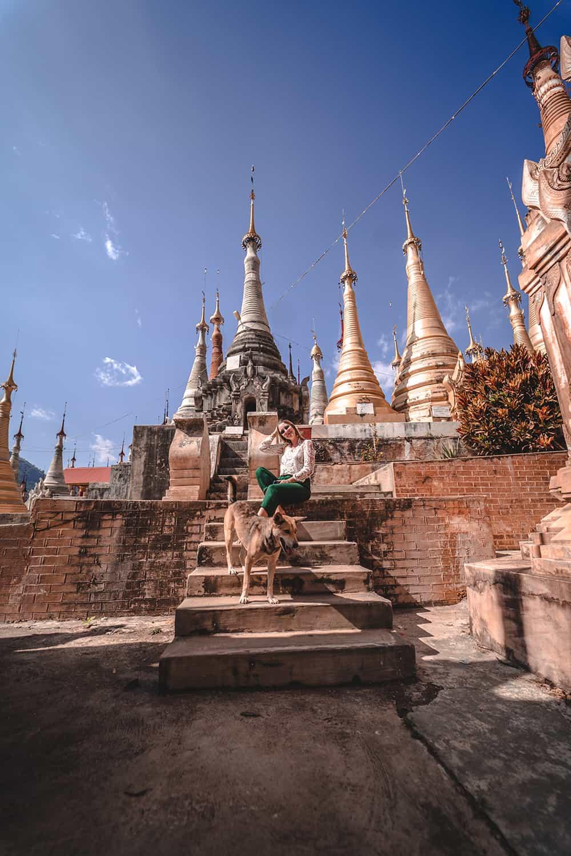 Inn Dein Insel Pagoda