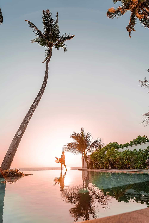 Ngapali Beach sunset