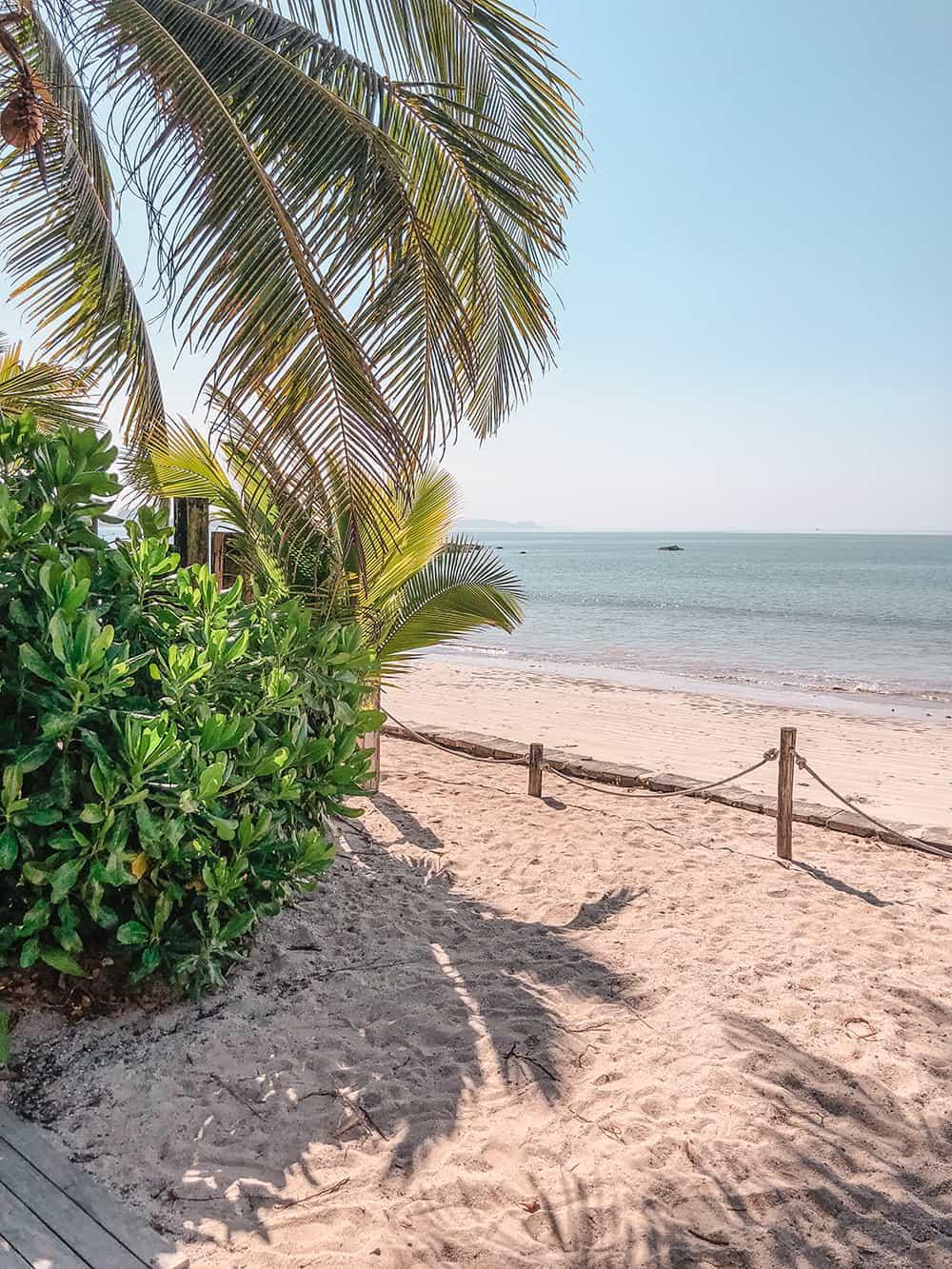 Ngapali Beach Hilton