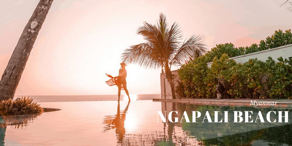 Ngapali Beach – plażowa destynacja w Birmie