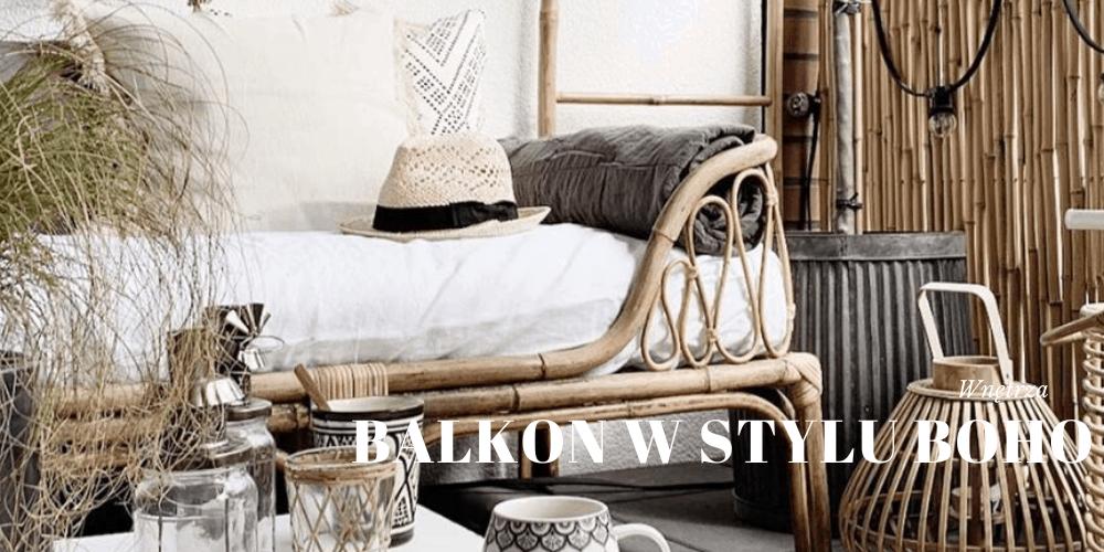 Balkon w stylu boho – ogród lub balkon jak na Bali