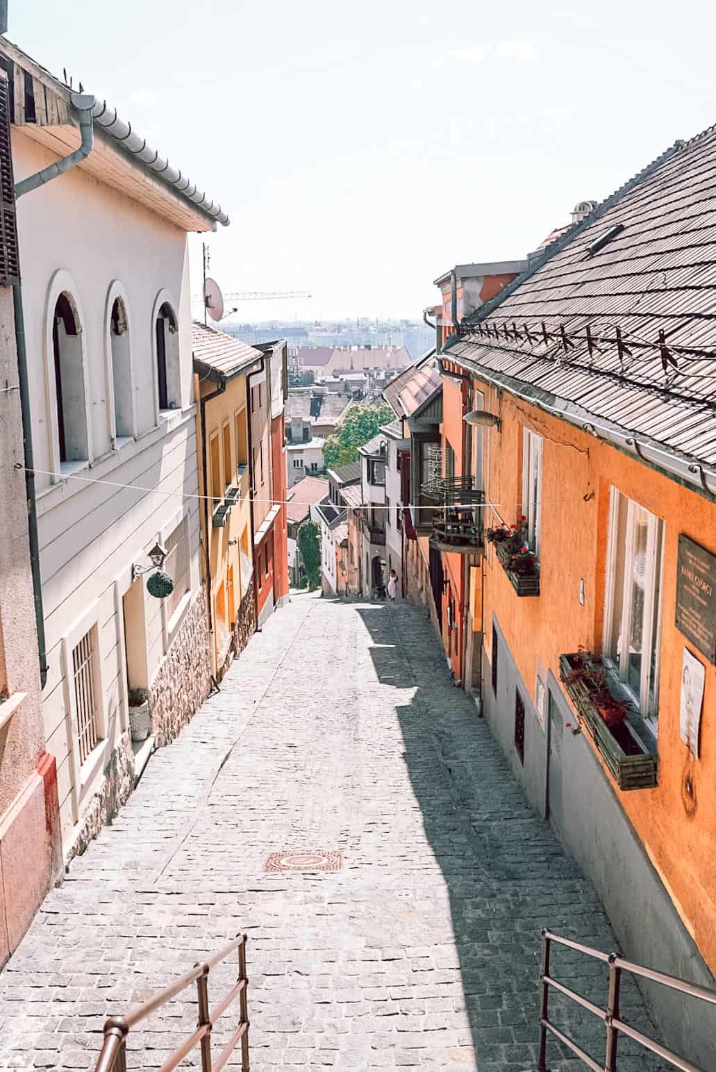 Długi weekend w Budapeszcie